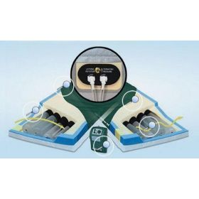 "PressureGuard APM2 Mattress Replacement Cover, 48"", Bariatric"