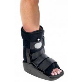 MaxTrax Leg Brace Fixed Walker, Size M