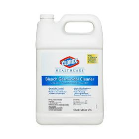 Hospital Disinfectant Cleaners with Bleach by Clorox SLYSCLO68978