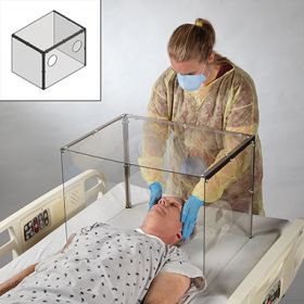 Intubation Protection Box