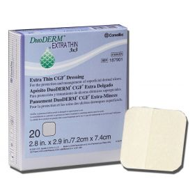 DuoDERM Extra Thin Dressings by Convatec SQU187961