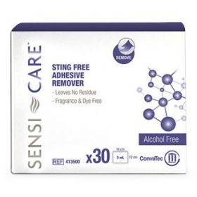 Sensi-Care Sting-Free Adhesive-Remover Wipe by ConvaTec-SQU413500Z