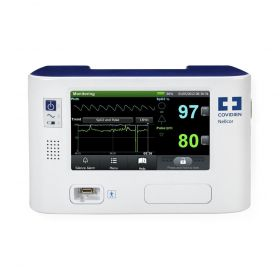 Nellcor Bedside Patient Monitor with Respiratory Rates