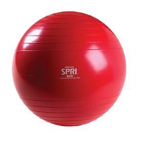 SPRI SXBE65R Xercise Ball-Elite (65 cm Red)