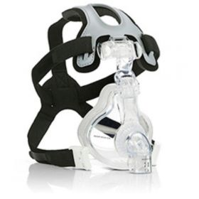 NIV AF531 Mask, Full Face with Leak 1 Entrainment Elbow, Size L