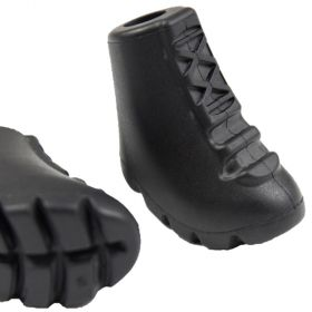Urban Poling Walking/Hiking/Trekking Pole Boot Tips for All Poles