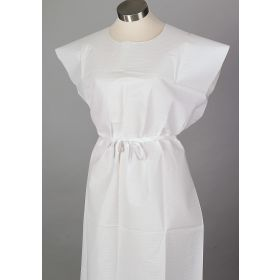 3-ply Disposable Examination Gown