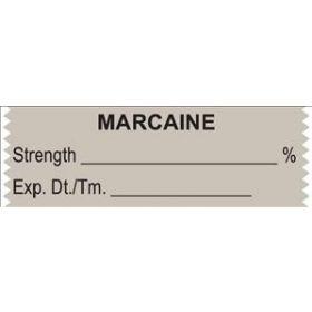 Marcaine Medication Tape UALTA092