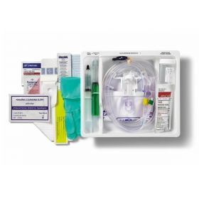 Silicone Layer Foley Catheter Tray with Drain Bag URO170714H