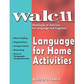 WALC 11 Language for Home Activities E-Book