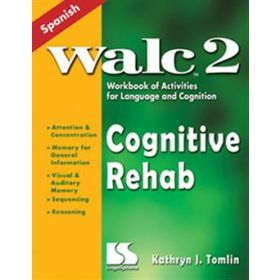 WALC 2 Cognitive Rehab E-Book Spanish