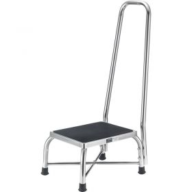 Global Industrial Medical Heavy Duty Bariatric Step Stool With Handrail