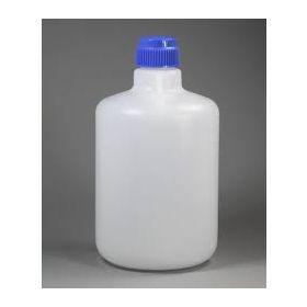 Bel-Art Autoclavable Carboy without Spigot 107940050, Polypropylene, 20 Liters, White, 1/PK