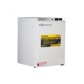ABS Premier Undercounter Freestanding Flammable Storage Refrigerator, 5 Cu. Ft.
