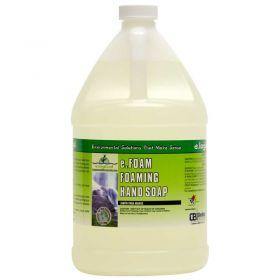 e.Logical Safer Choice e.Foam Foaming Hand Soap,Neutral Scent,Gallon 4/Case - CB071-G4