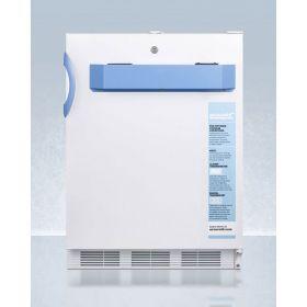 Summit FF7LWBIMED2ADA Built-In Undercounter ADA Auto Defrost All-Refrigerator, 5.5 Cu.Ft. Capacity