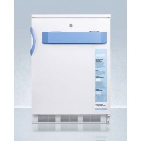Summit FF7LWBIMED2 Built-In Undercounter Auto Defrost Medical All-Refrigerator, 5.5 Cu.Ft. Capacity