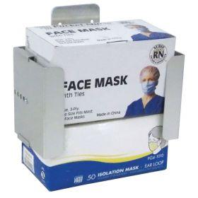 Omnimed 305321 Aluminum Adjustable Face Mask Box Holder