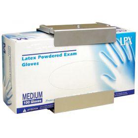 Omnimed 305320-1 Single Aluminum Adjustable Glove Box Holder