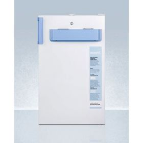 Summit FF511LBIMED2ADA Built-In Undercounter ADA Compliant Auto Defrost All-Refrigerator, 4.1 Cu.Ft.