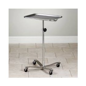 Clinton MS-29 Stainless Steel Mobile Instrument Stand