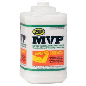 Zep MVP Moisturizing Liquid Waterless Hand Cleaner,Citrus, Gallon Bottle - 92724