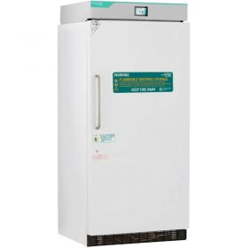 Nor-Lake White Diamond Series Flammable Storage Refrigerator, 30 Cu. Ft.