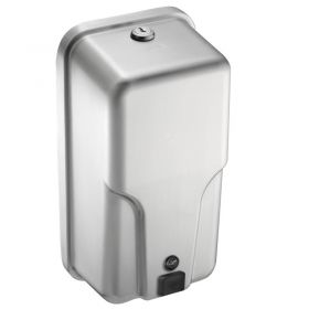 ASI  Roval  Surface Mounted Vertical Soap Dispenser - 20363