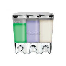 Clear Choice Dispenser III Chrome - Pkg Qty 5
